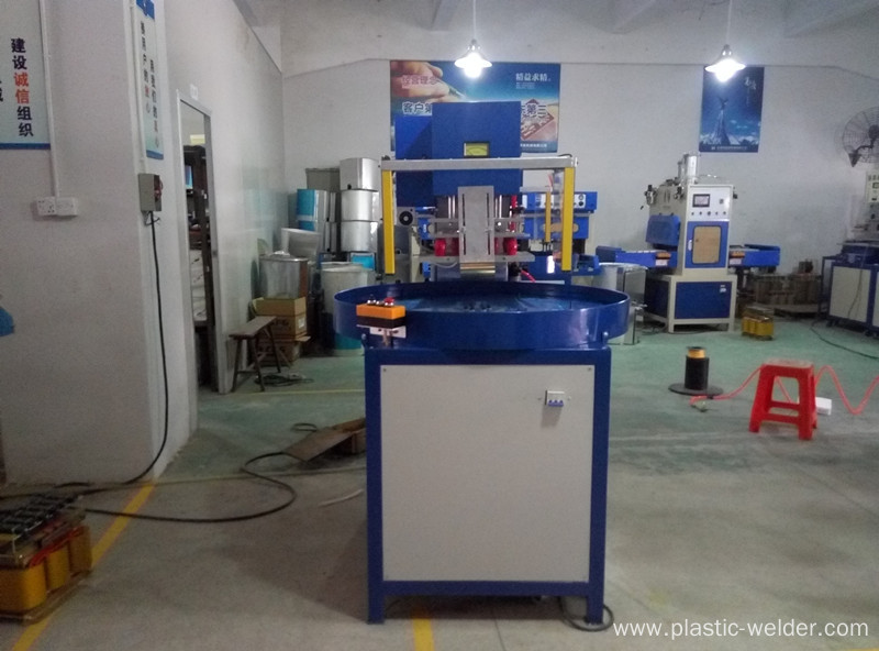 PVC Welding Machine for Packing Clamshell