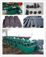 High quality Coal Bar Machine /coal bar briquette extruder from Shanghai Yuke industrial