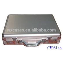переносные алюминиевые достойной чемодан из Китая производителя горячей продажи