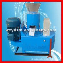 máquina de alta calidad del molino de pellets de madera de la bioenergía 300-800kg / h
