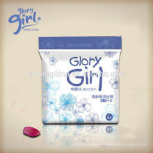 Breathable Ladies Hygiene Products Sanitary Napkins