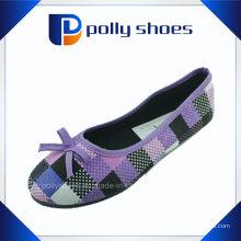 2016 Frauen preiswerte flache Schuhe, Segeltuch-Schuhe