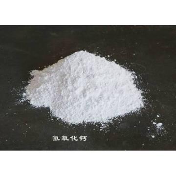 Fourniture d'usine d'hydroxyde de calcium et de calcification à haute pureté