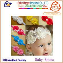 2014 New Design Wholesale Cheap fancy headbands para meninas