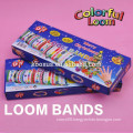 DIY colorful Christmas Gift rubber loom bands