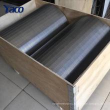 Обратная провода клина экран вращающийся барабан для мельницы наружным диаметром 30см-120см