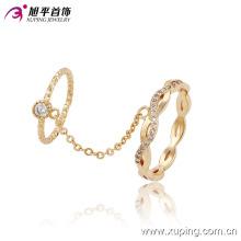 Мода Xuping галантерейных оптовой CZ позолоченные ювелирные изделия кольцо -13662