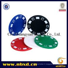 Puces de poker imprimées (SY-B01)