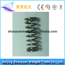 High-precision titanium spring for industrial & medical use, custom titanium machining, grade2 titanium machining