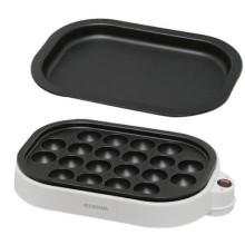 Japanese Takoyaki Yakiniku Grill Pan Maker Cooking Plate