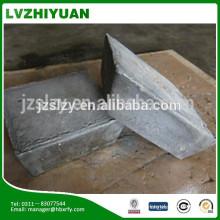 silver solid wooden box 99.65% antimony ingot price CS-1844T