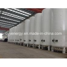 Réservoir de dioxyde de carbone d'argon d'oxygène liquide de stockage cryogénique à basse pression de haute qualité