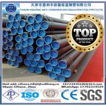 DIN30670 Tube en acier au polyéthylène
