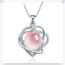 Кристалл ожерелье Серебряные ювелирные изделия стерлингового серебра 925 ювелирные изделия (NC0084)