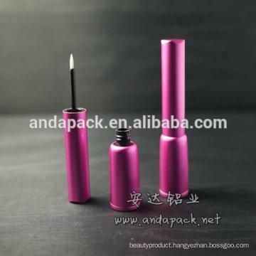 Fashion Aluminum Eyeliner Tube