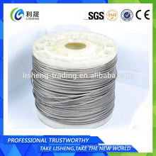 Steel Core Wire Rope 8x7+1x19