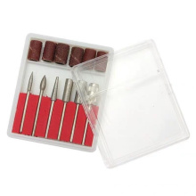 Carbide Manicure Nail Drill Set In Gift Box