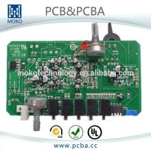 Maßgeschneiderte Bluetooth Beacon PCBA Board, Bluetooth Beacon Platine
