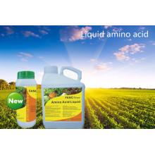 Organic Agriculture Foliar Fertilizer Liquid Amino Acid