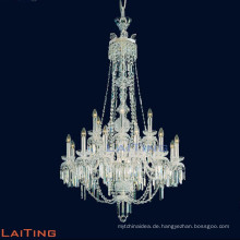 Traditional long crystal chandelier factory outlet 81057