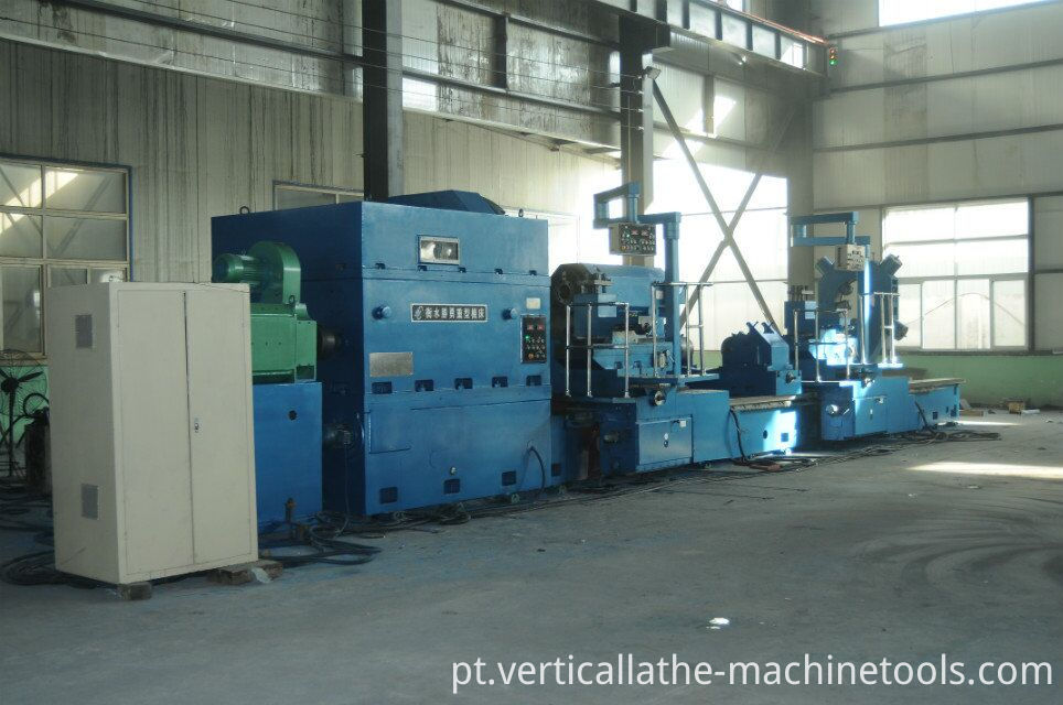 Gap Bed Lathe Machine