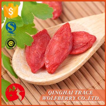 Nueva temporada de alta calidad personalizada wolfberry chino seco