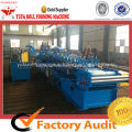 New Design C&Z purlin roll forming machine