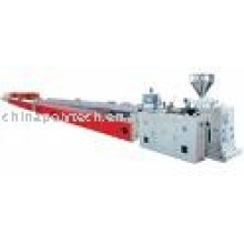 PP,PVC,PE Small profile extrusion line