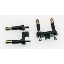 Thaïlande Plug Home laiton électrique à deux broches plug insert