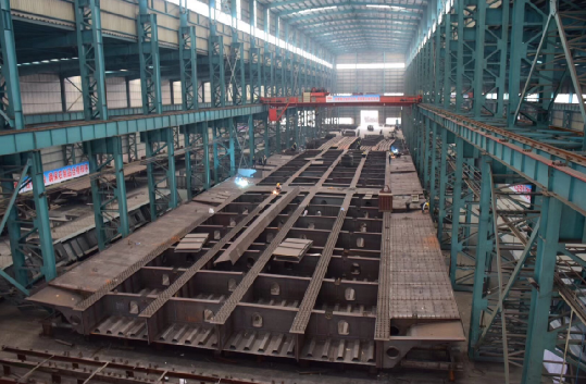 Heavy Loading Steel Bridge