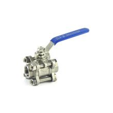 nuevos productos de control de agua agente quería din ppr doble unión válvula de bola