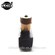 tube type hydraulic guiding overflow valve