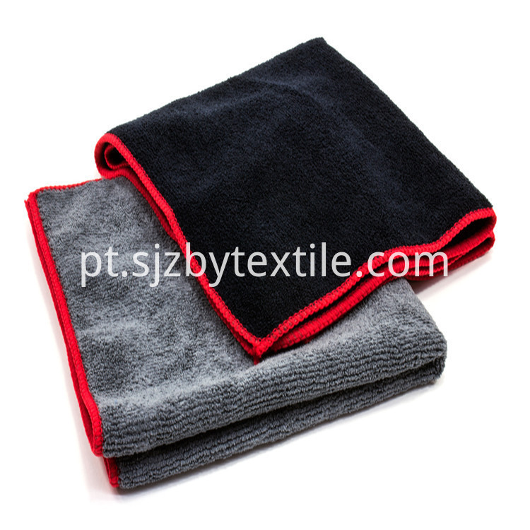 Microfiber Cleaning Cloth Branded
