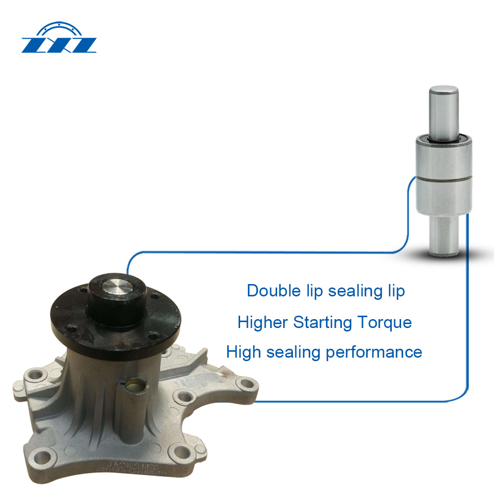 Automotive Bearings Water Pump Bearings Application