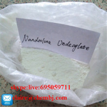 Male Hormone Steroid Powder Nandrolone Undecylenate CAS: 862-89-5 for Muscle Growth