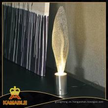 LED moderna de aluminio y luz de mesa de acrílico (2115T)