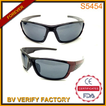 Plastic City Vision Sports Sunglasses with UV400 Protection