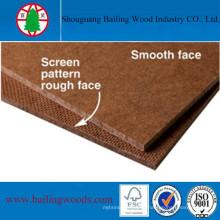 Hardboard quente da venda de 3mm da China Factury