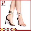 Cheap woman sandals new design shoes