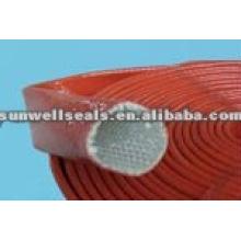 Silicone Coated Fiberglass Sleeving