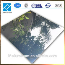 1060 H18 0.8mm Thickness Reflective Aluminium Sheets,polished aluminum mirror sheet for decoration