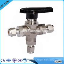 High performance ball valves