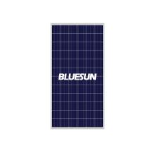 El panel solar polivinílico 330w 340w de la eficacia de alta potencia de Bluesun para el sistema solar