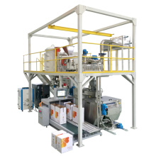 High Level Automatic Powder Coating Production Line 300kg/H