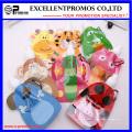 Kundenspezifische Faltbare Kunststoff-Wasserflasche mit Edelstahl-Ring (EP-B125517)