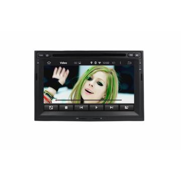 Peugeot model android auto dvd speler
