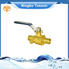 2015 Newest Hot Selling Brass Ball Valve