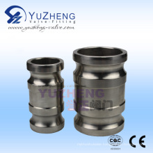 Stainless Steel Camlock Coupling--- Type Double
