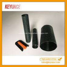 Tubo termocontraíble de caja de conexión de fibra óptica
