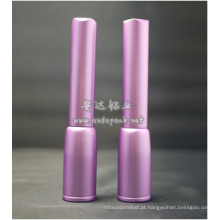 tubo de embalagem do delineador frasco cosmético de alumínio